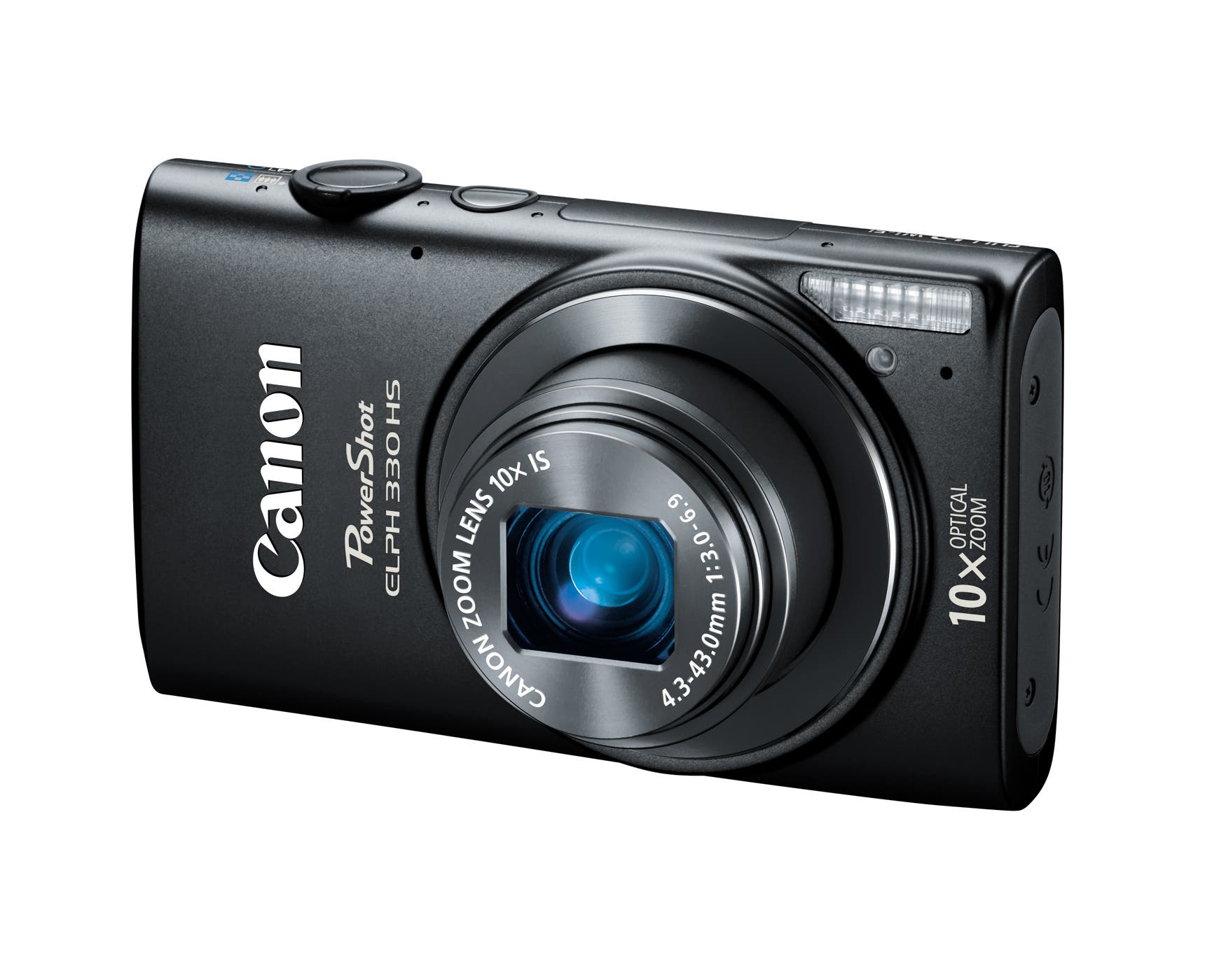 Canon Introduces Three New Point-and-Shoot Cameras