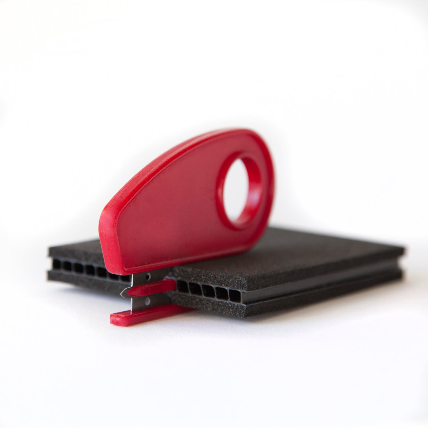 TrekPak Designs Tool Specifically For Cutting Their Dividers