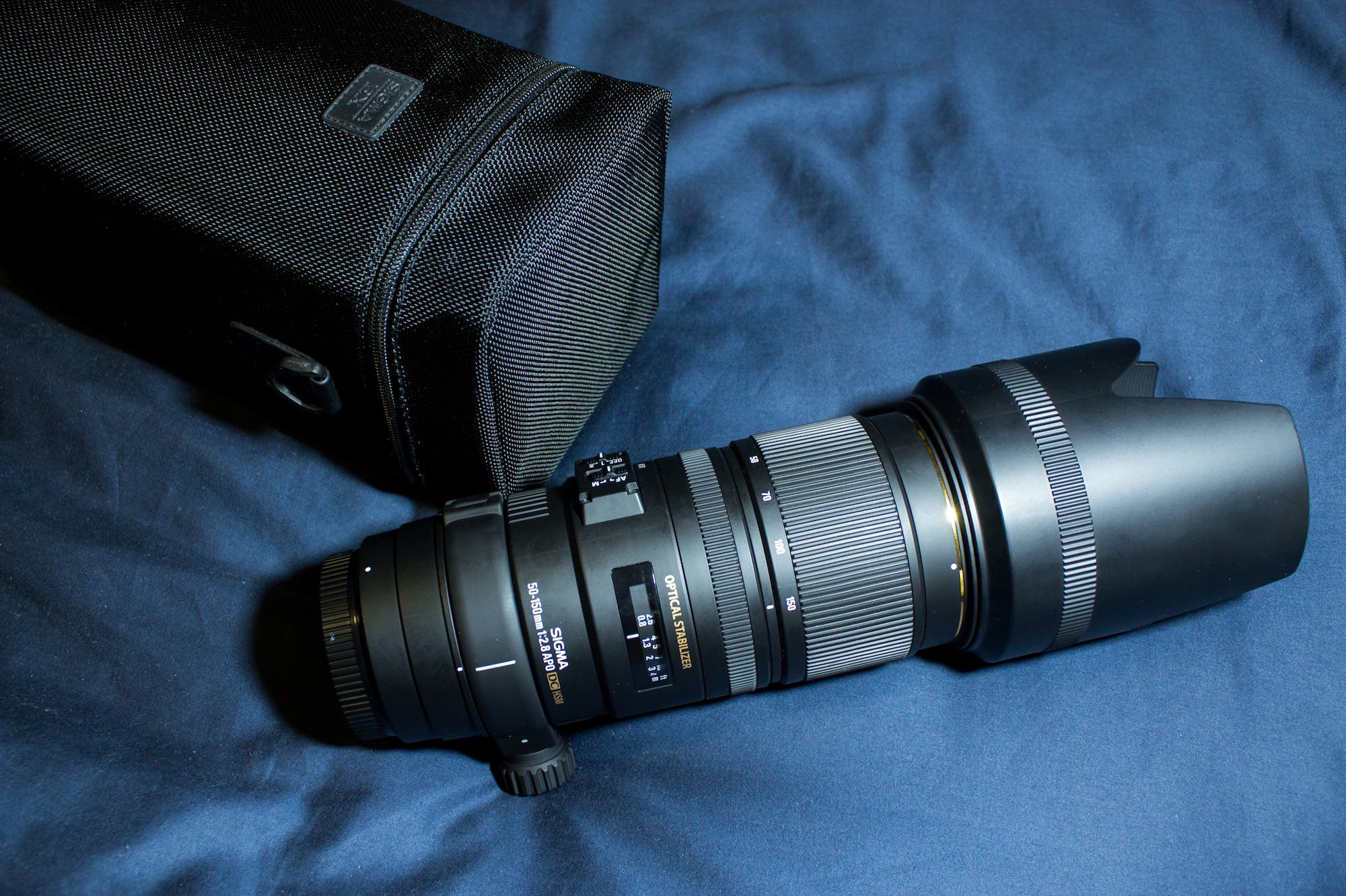 Review: Sigma 50-150mm F2.8 APO EX DC OS (Canon EF)
