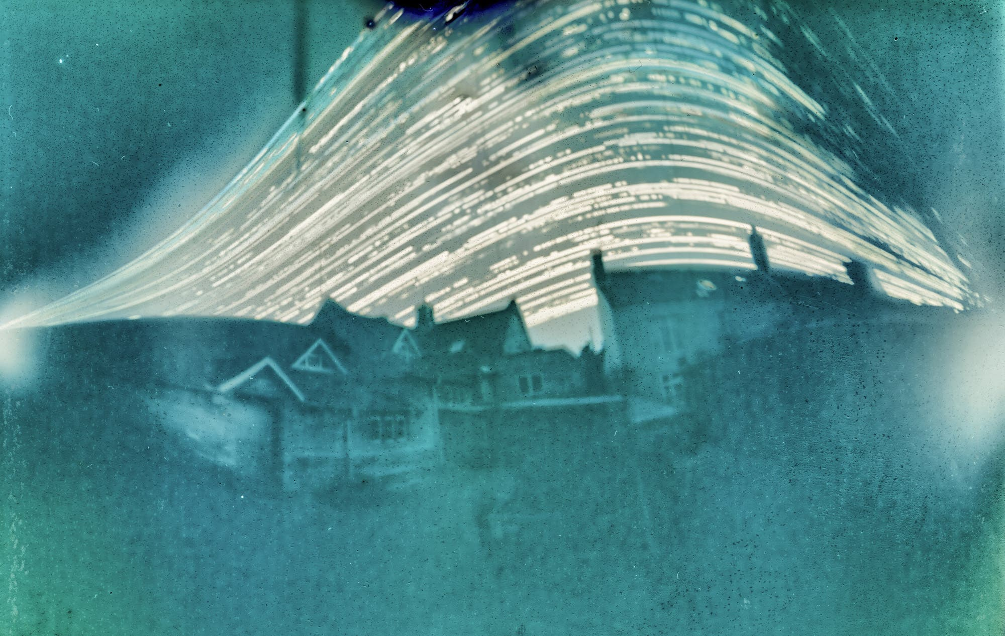 Making a Six Month Pinhole Exposure From a Beer Can