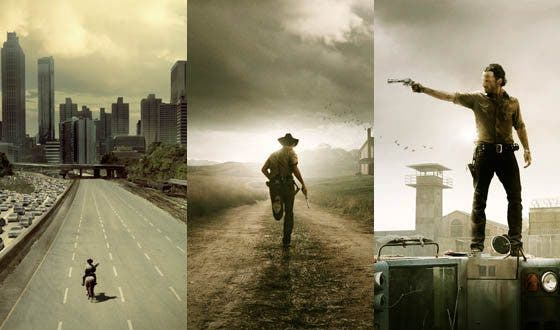 Five Zombie Photography Projects Full of Life (In Honor of the Walking Dead's Mid Season Premiere Feb 10th)