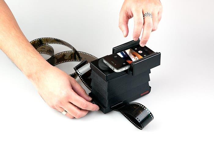 Lomography Lets You Scan Your Images Via Your Phone; Cool Demo Video Will Make You Swoon