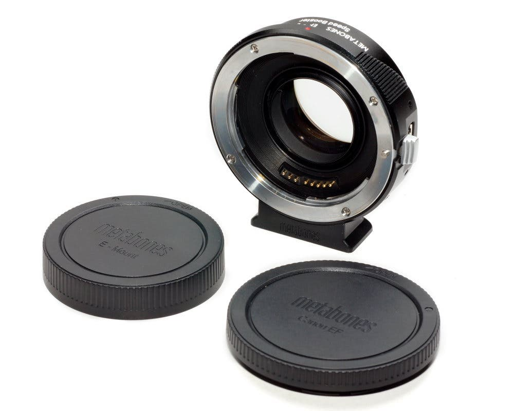 Metabones Announces New Speed Booster: Conflicting Reports Over What It Actually Does
