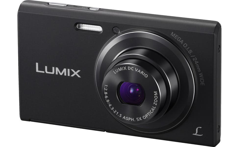 At CES Panasonic Spews Out a Whole Motherload of New Compact Cameras That Will All Be Irrelevant Next Month