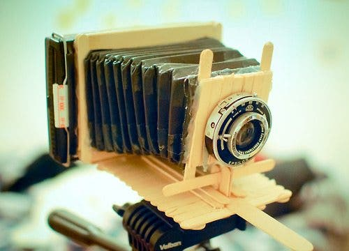 This Polaroid Camera Will Take Much More Awesome Photos After You Nom on Popsicles - The Phoblographer