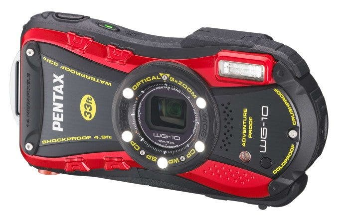 pentax ups the ante with three new rugged cameras - the phoblographer