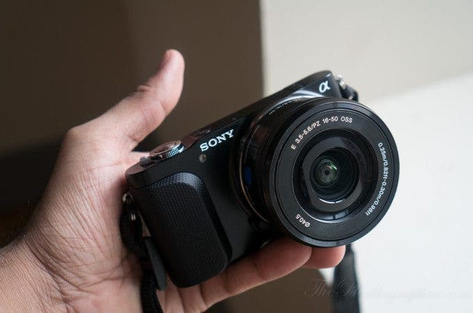 Chris Gampat The Phoblographer Sony NEX 3N First Impressions product shots (1 of 8)ISO 2001-125 sec at f - 4.0