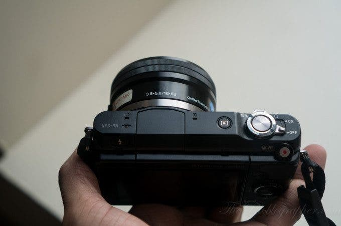 Chris Gampat The Phoblographer Sony NEX 3N First Impressions product shots (2 of 8)ISO 2001-320 sec at f - 4.0