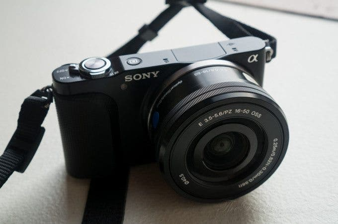 Chris Gampat The Phoblographer Sony NEX 3N First Impressions product shots (6 of 8)ISO 2001-125 sec at f - 5.6