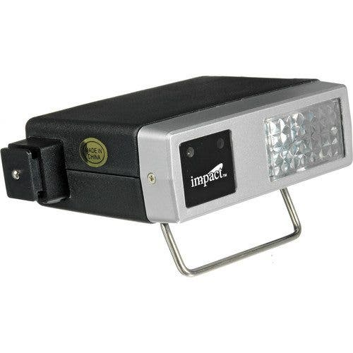 Impact Lighting Features New Series of Affordable Mini Slave Flashes; Look Like Out of a 60's Sci-Fi Production