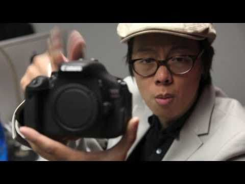Kai From Digital Rev Pretests Canon DSLR In The Rain Before Sale…Wait a Minute.