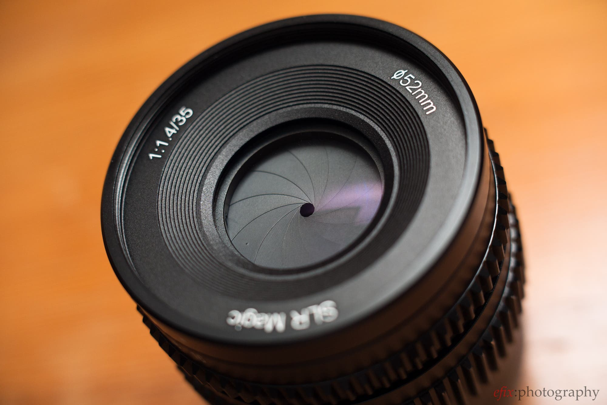 Review: SLR Magic 35mm T1.4 (Micro Four Thirds)
