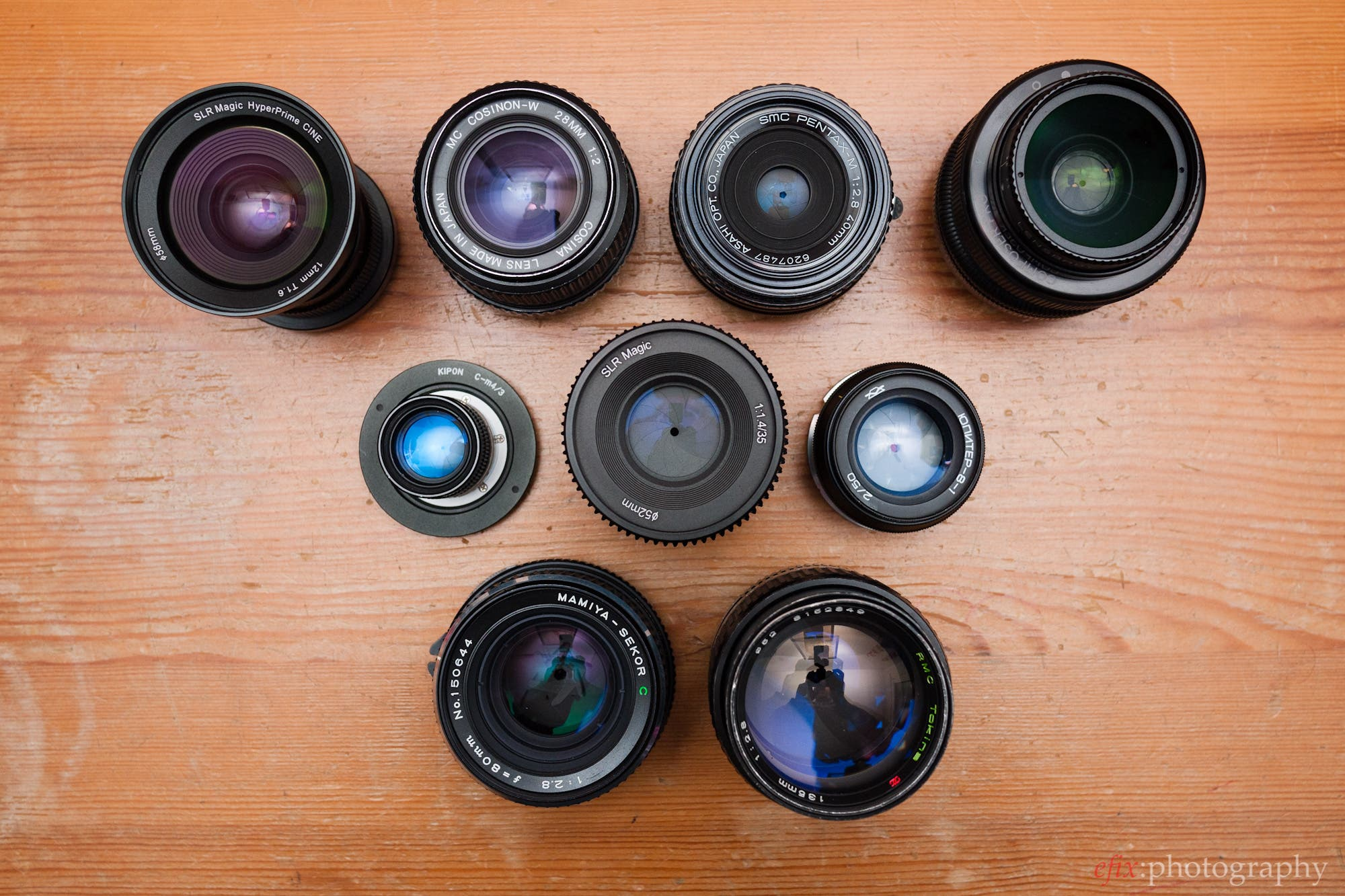 The Basics of Photography: A for Aperture