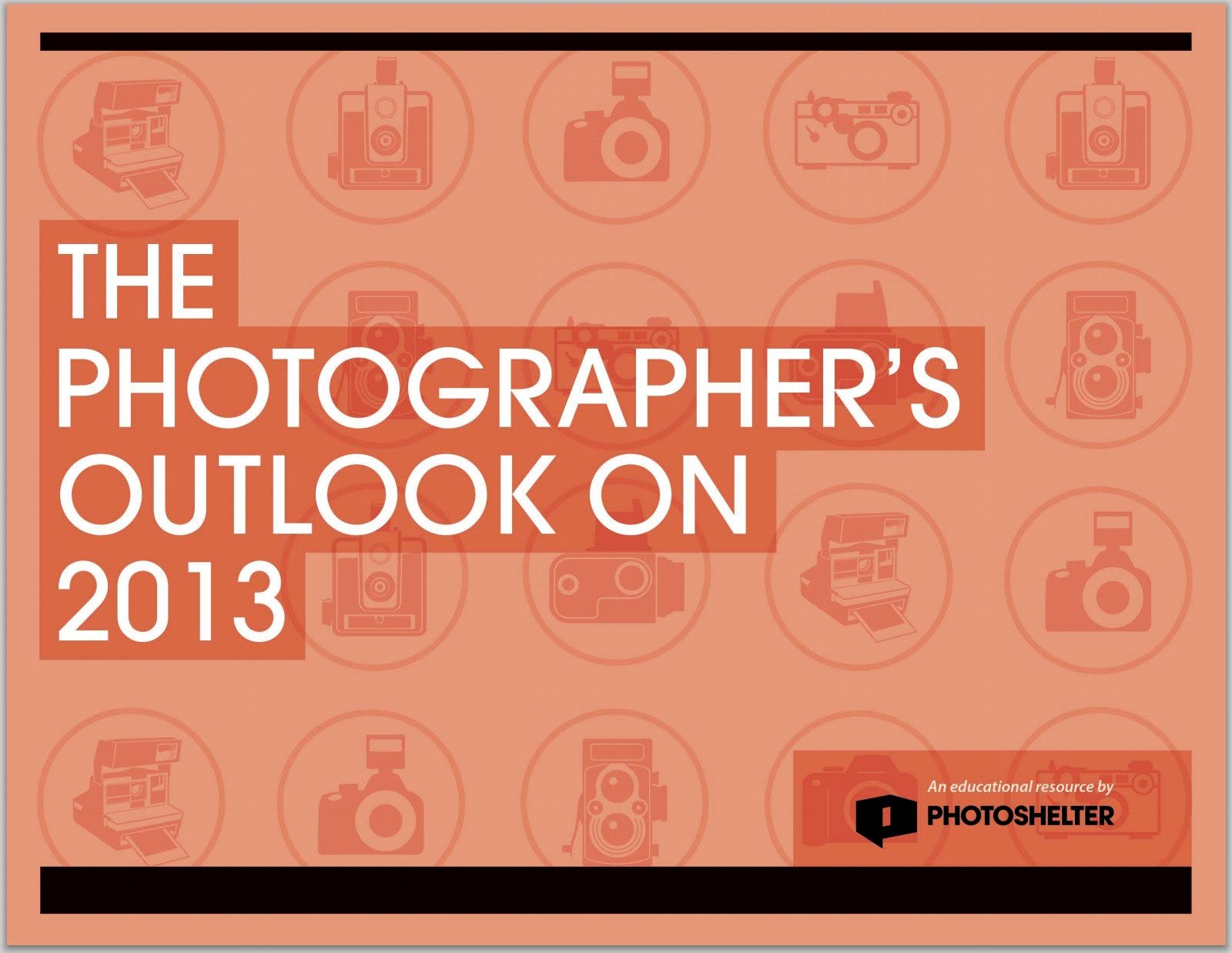 "PhotoShelter's, ""The Photographer's Outook on 2013"" Provides Lots of Insight Into This Year's Trends"
