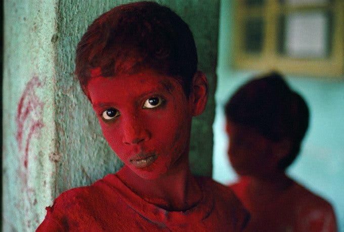 Steve McCURRY  by Catherine La Rose (36)