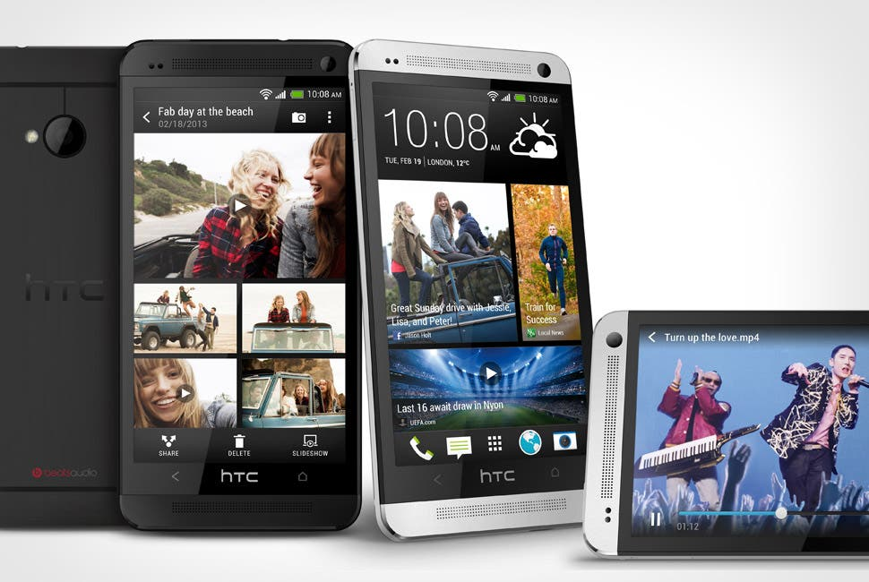 HTC One Marks The End Of The Megapickle Race