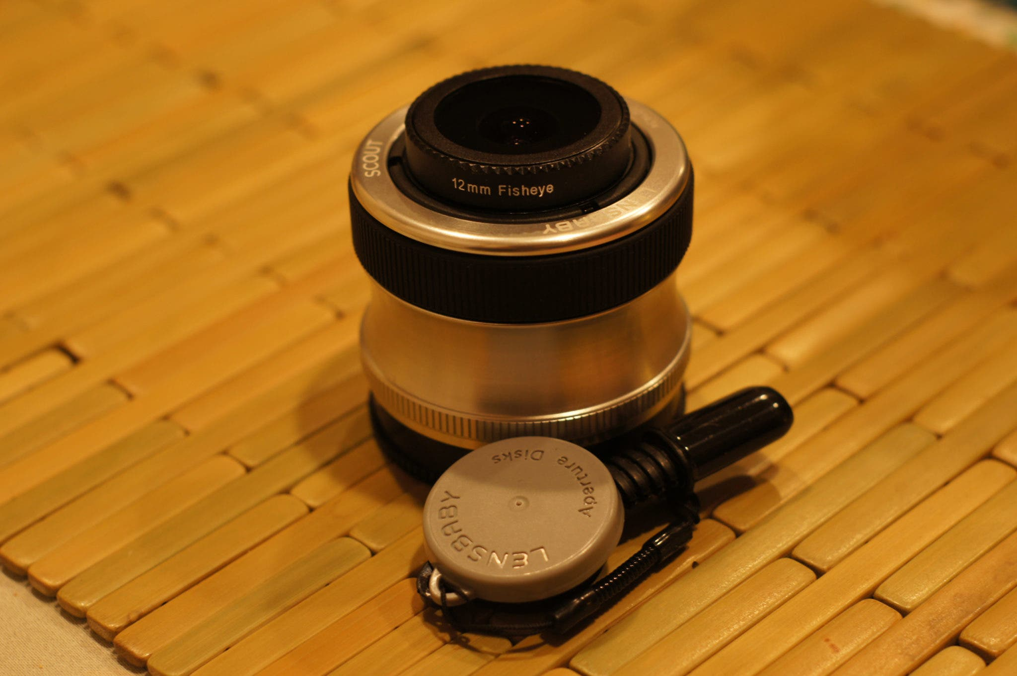 First Impressions: Lensbaby Scout with Fisheye Optic (Sony Alpha)