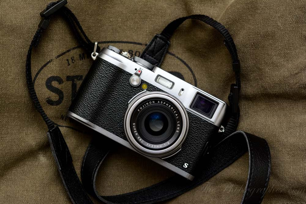 Using the Fujifilm X100s for Street Photography