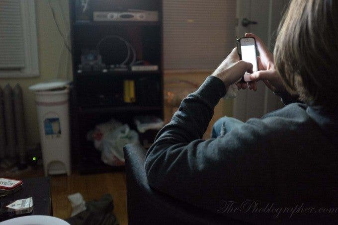 Chris Gampat The Phoblographer Fujifilm X100s review images day 2 (3 of 4)ISO 64001-9 sec at f - 2.0