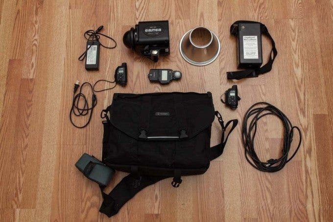 Chris Gampat The Phoblographer Tenba Camera Bag review product images (1 of 10)ISO 2001-100 sec at f - 8.0