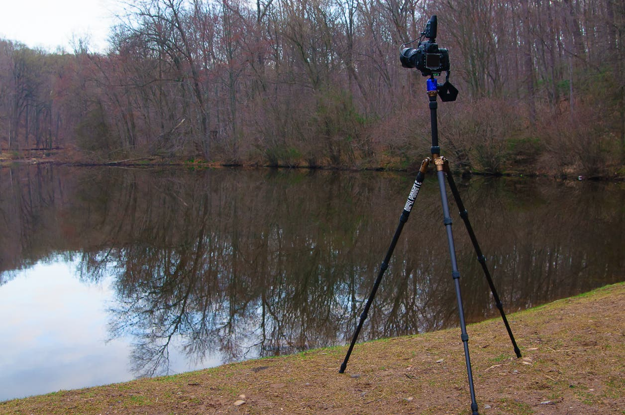Review: 3 Legged Thing X1.1 Brian Evolution 2 Carbon Fiber Tripod System with AirHed 1 Blue