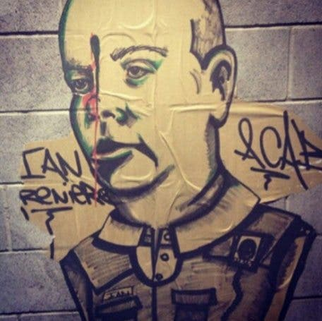 Girl Takes Picture of Graffiti in Montreal, Posts on Instagram, Gets Arrested