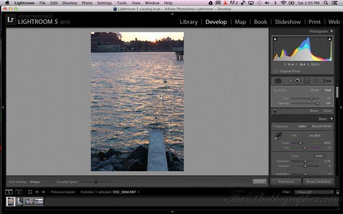 Chris Gampat The Phoblographer Adobe Lightroom 5 beta Advanced Healing Brush demo (7 of 8)
