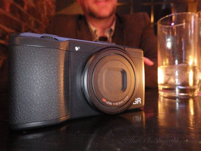 Chris Gampat The Phoblographer Ricoh GR first impressions product photos (6 of 8)ISO 16001-4 sec at f - 2.0