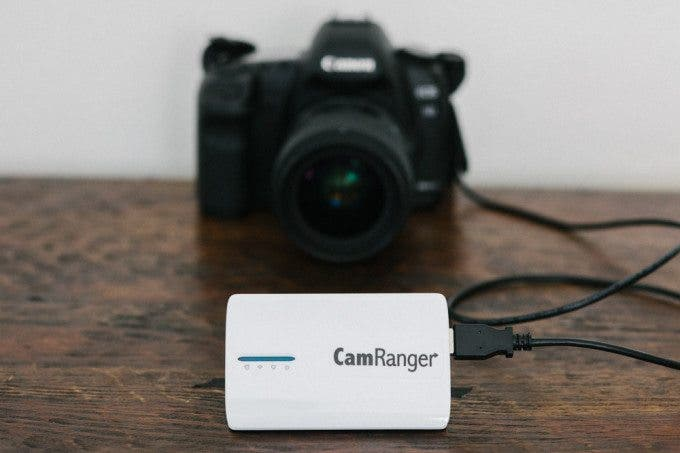 Review: Camranger Wireless Tether