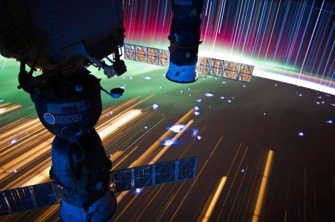 The International Space Center Uses Loads of Nikon Gear to ...