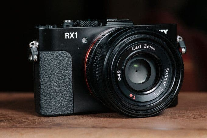 Sony_RX1 Front