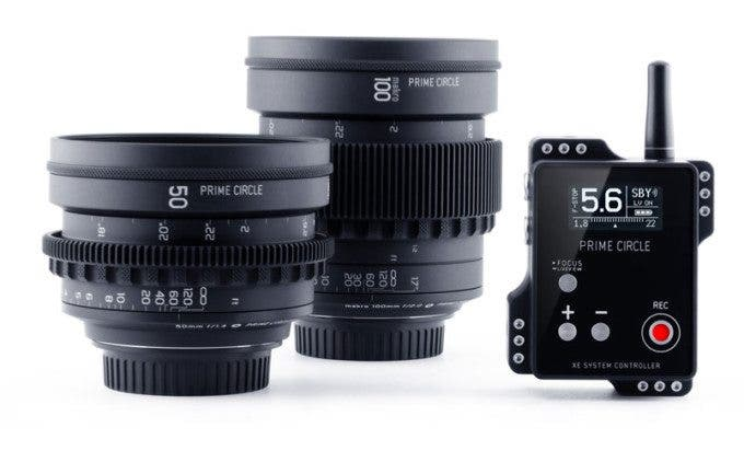 """LockCircle Announces Cine Lenses with Remote Controlled Aperture; Once Again We Go, """"Dafuq?!"""""""