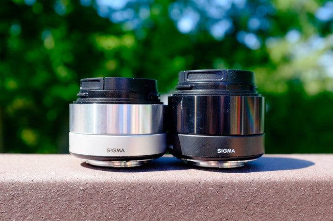 Review: Sigma 19mm and 30mm f2.8 DN Lenses (Micro Four Thirds, Version 2)