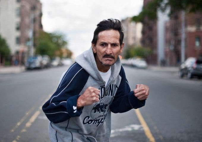 """Chris Arnade, """"Manny Quiles: Hunts Point, Bronx"""""""