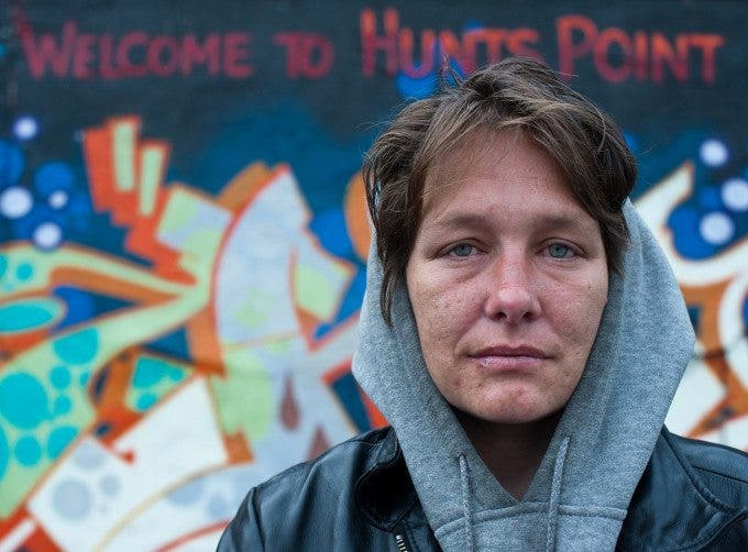 Chris Arnade: Capturing the Faces of Drug Addicts in Hunts Point