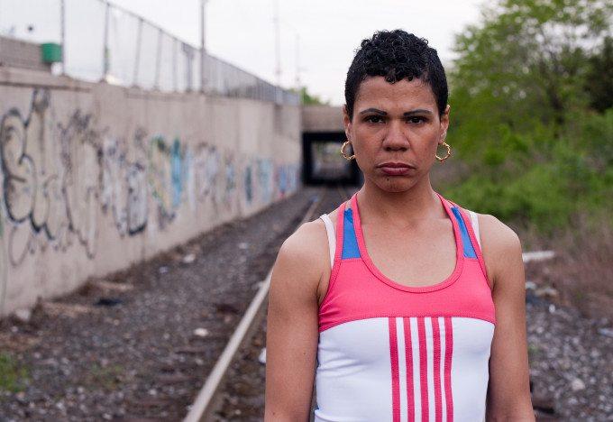 """Chris Arnade, """"Samantha: Hunts Point, Bronx"""""""