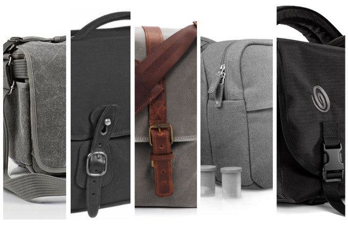 Five Low Profile Camera Bags Worth Carrying