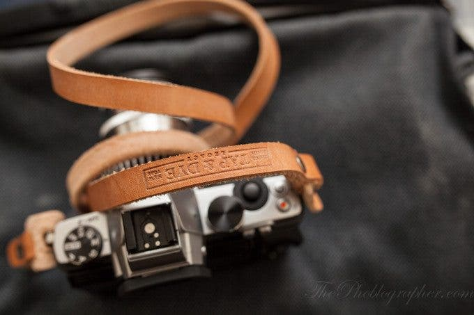 """Review: Tap and Dye Legacy Camera Neck/Shoulder Strap 44"""""""