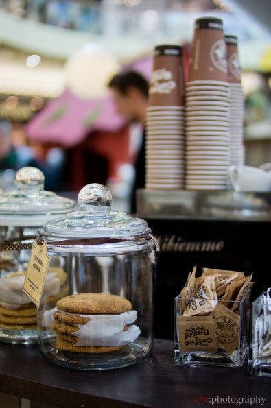 Cookies and coffe | Sony NEX-3