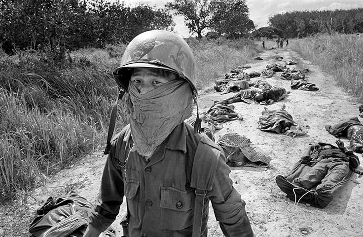almost inhumane outcomes of the vietnam war from a vietnamese soldier