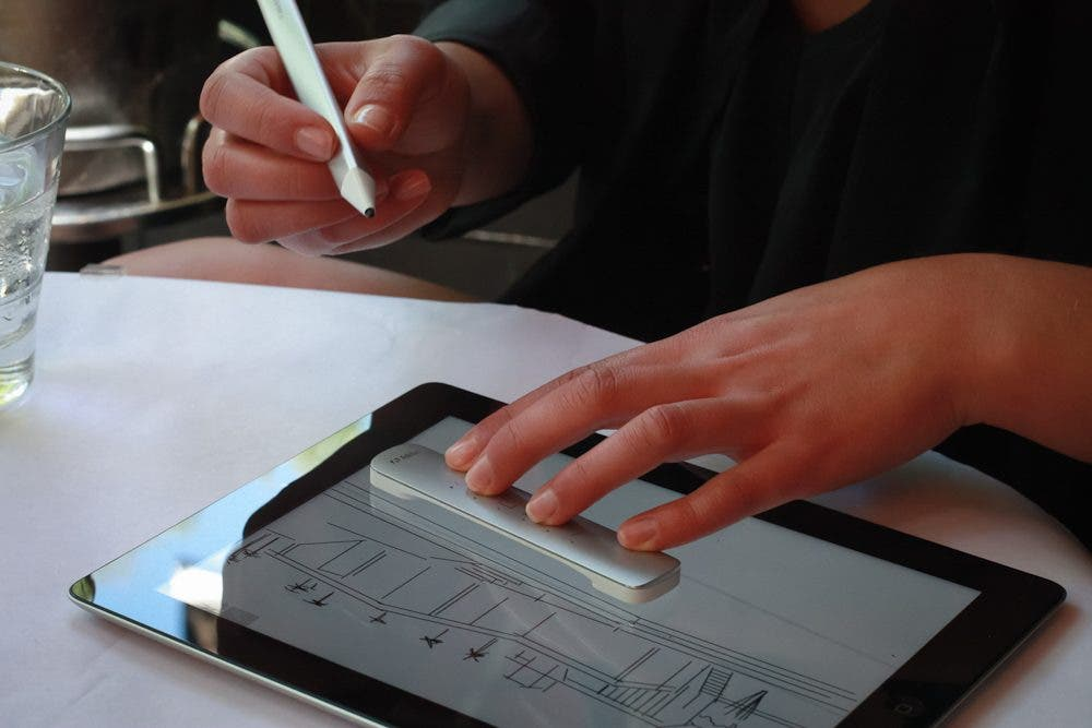 Adobe Announces Its First Pieces of Hardware: A Stylus and Ruler