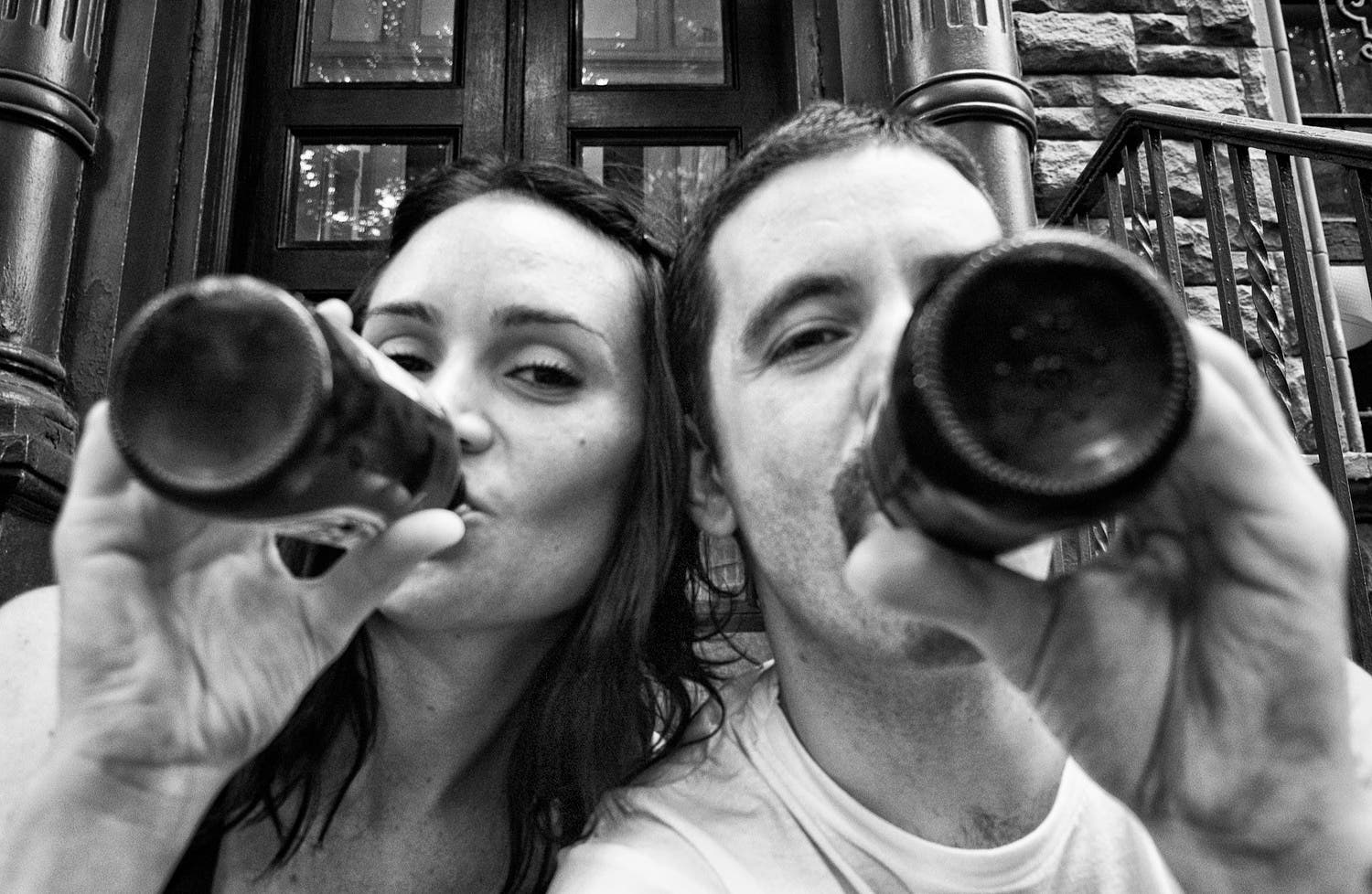 the power of a photo essay the battle we didn t choose the jen and me beers on the stoop