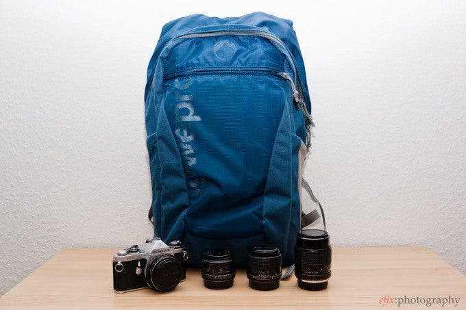 Review: Lowepro Photo Hatchback 22L AW