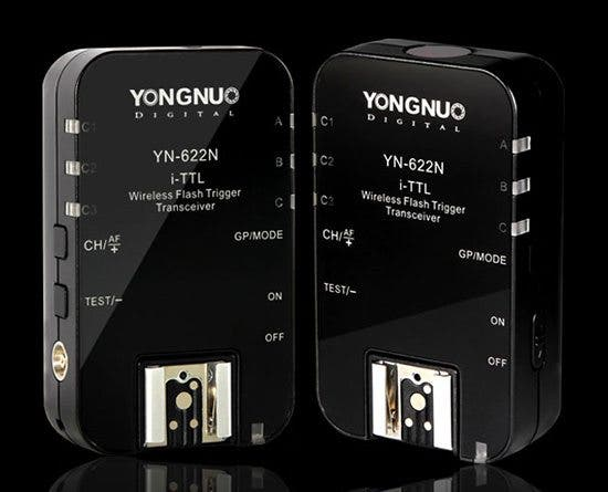 Yongnuo-YN-622N-wireless-flash-trigger-for-Nikon