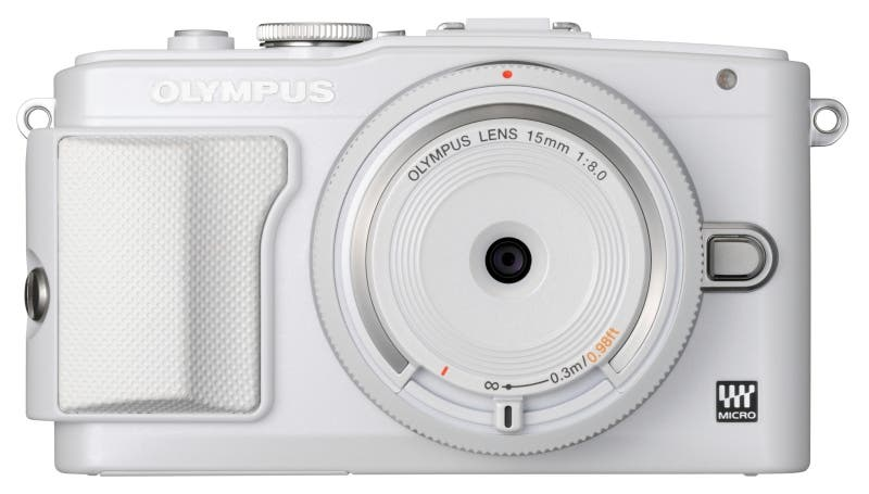 Olympus Body Cap Lens Comes in Three New Colors - To Japan Only