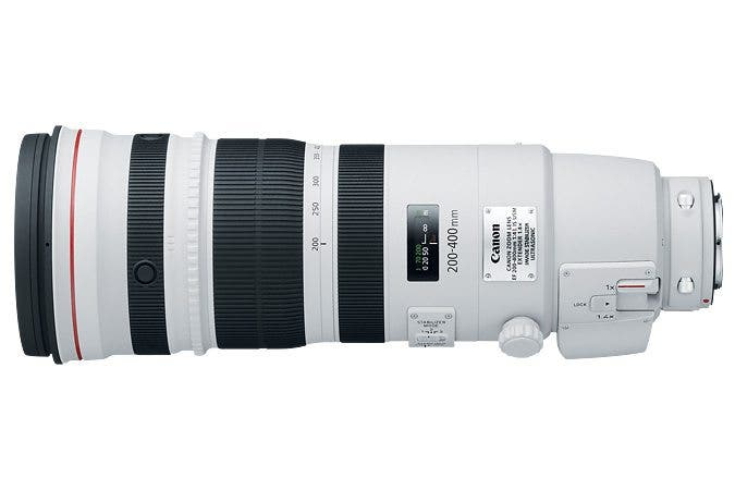 Canon EF 200-400mm f4 L IS USM 1.4x
