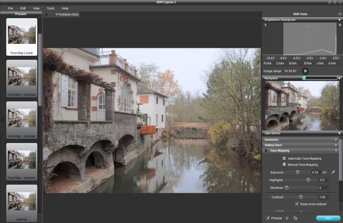 Felix Esser The Phoblographer HDR Expose 2 Screenshot 5
