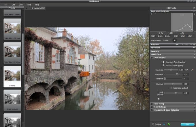 Felix Esser The Phoblographer HDR Expose 2 Screenshot 7