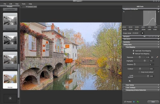 Felix Esser The Phoblographer HDR Expose 2 Screenshot 8