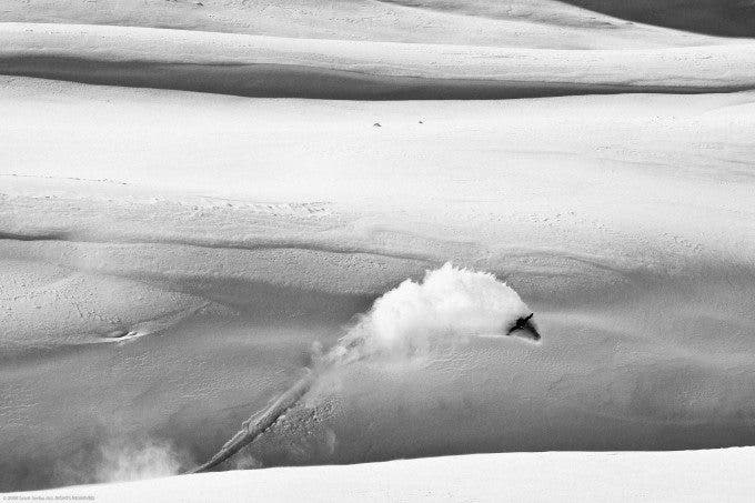 Life in Focus: Scott Serfas on Capturing The Essence of Snowboarding